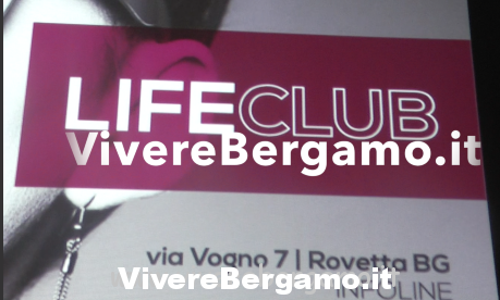 Life club discoteca Valseriana Rovetta Bergamo