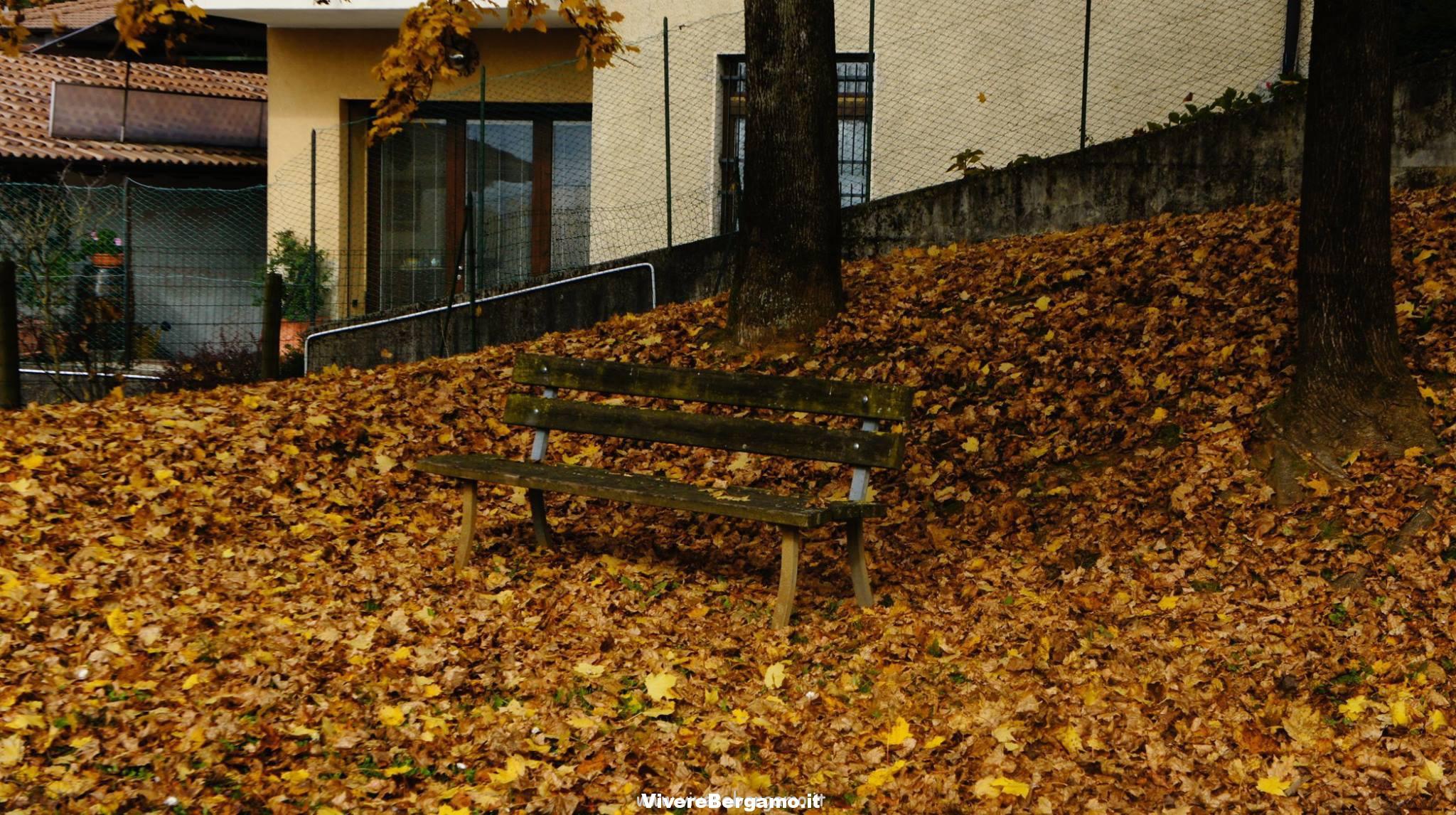 L'autunno a Bergamo