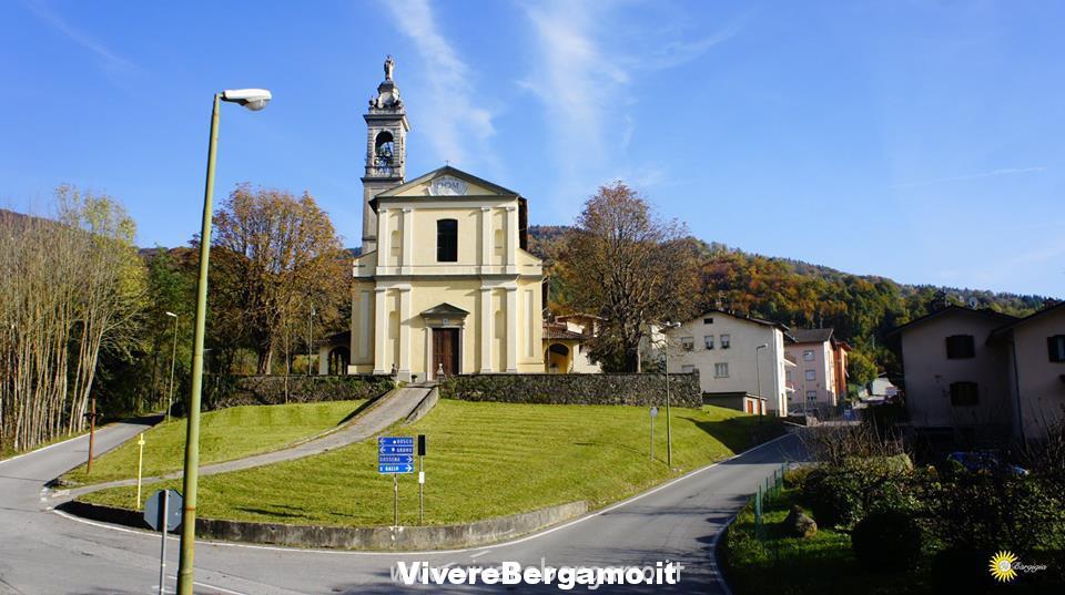 San Pietro San Giovanni Bianco Bg