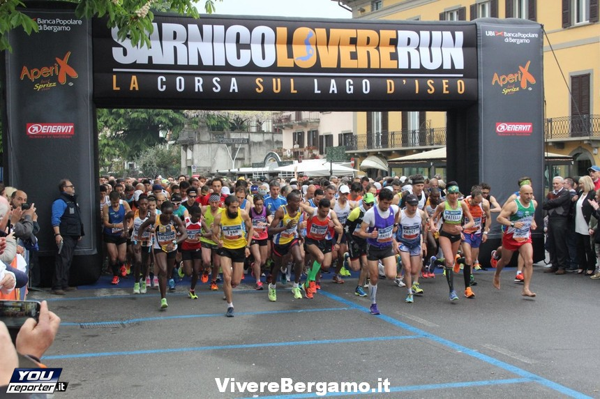 corsa sarnico Lovere Run 2016