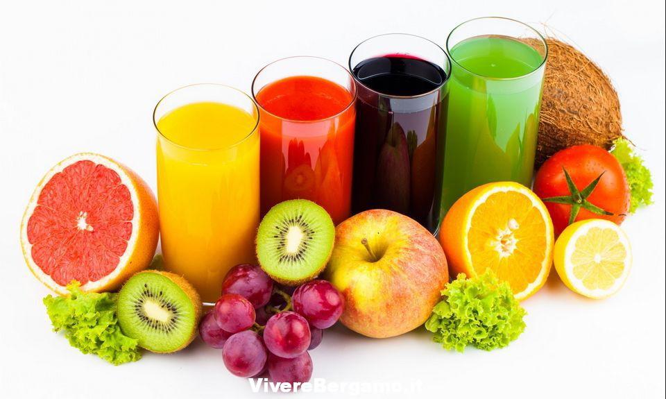 Depurarsi con frutta e verdura