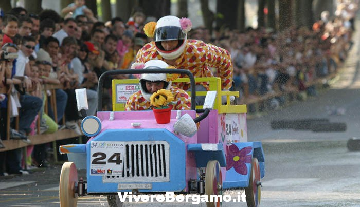 Soap Box Rally 2016 Bergamo
