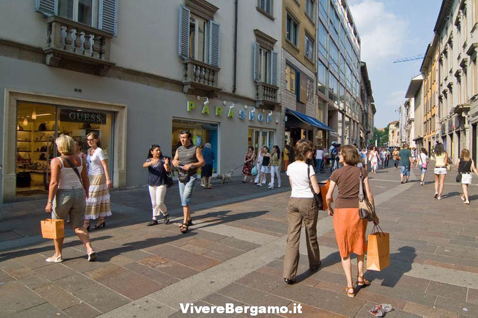Shopping Bergamo InCentro