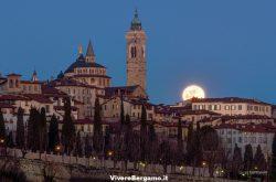 Foto luna piena di Sergio Cortinovis