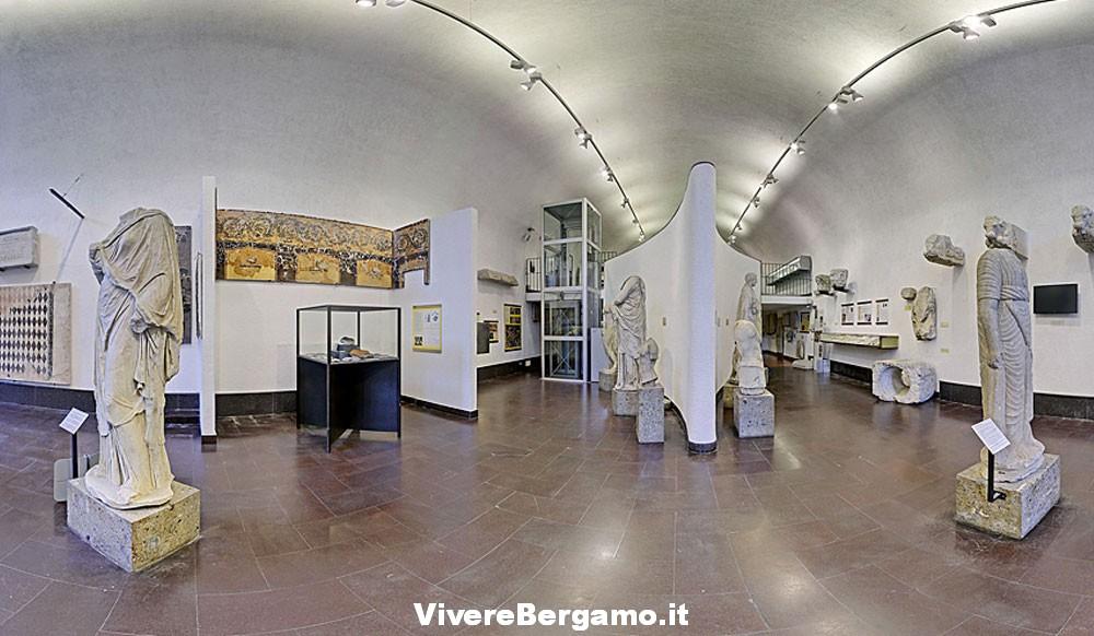 Museo civico archeologico Bergamo