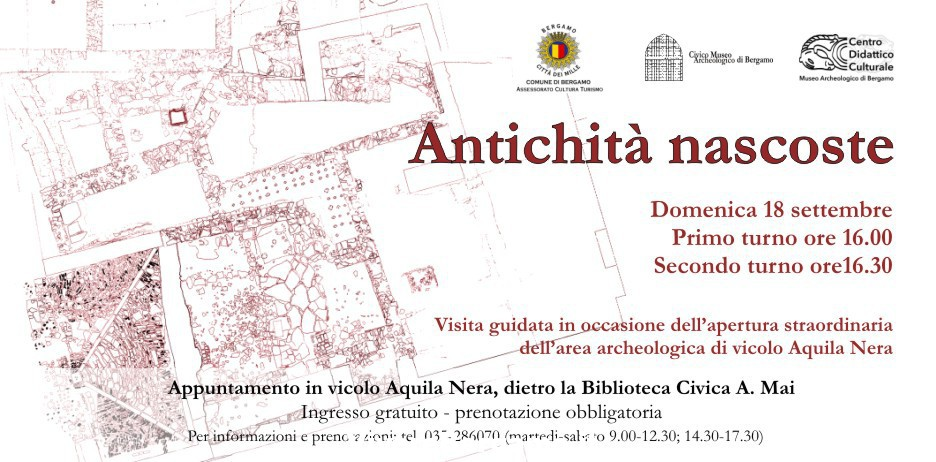 Visita scavi Bergamo