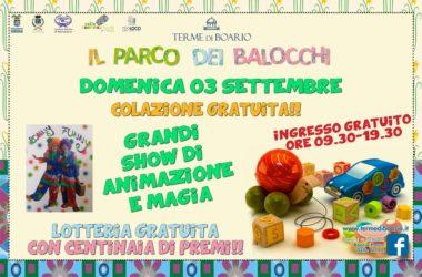 10° edizione di Parco dei Balocchi a Boario Terme