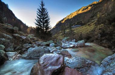 Visite guidate in Val Sanguigno Domenica 27 Agosto 2017