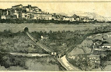 """A 130 anni dall'inaugurazione della Funicolare di Bergamo, mostra """"Si viaggia all'insù. Alessandro Ferretti l'ingegnere del progresso"""" – Bergamo"""