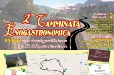 Camminata Enogastronomica, 15 Km degustando prelibatezze tipiche del territorio ad Alemenno San Bartolomeo