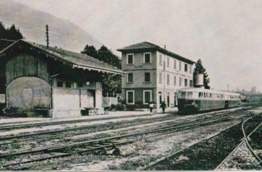 La storica ferrovia da Bergamo alla Valle Seriana