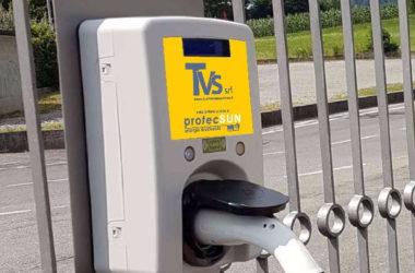 Primo ritrovo di veicoli elettrici in Valle Seriana e inaugurazione del primo punto di ricarica elettrica – Rovetta