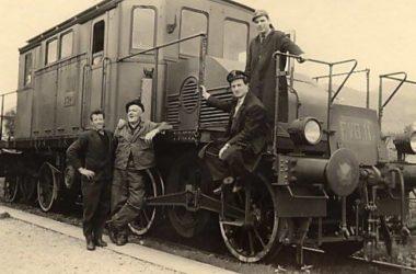 Ferrovia della Valle Brembana 12 Luglio del 1906