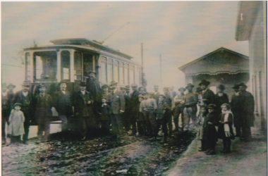 Il tram elettrico, la storia della tranvia Bergamo-Albino