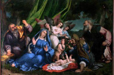 Lorenzo Lotto. I capolavori della Santa Casa di Loreto, mostra al Palazzo Creberg