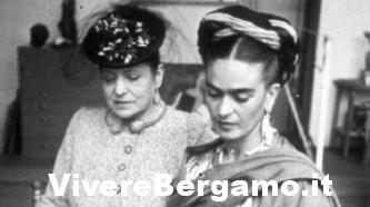 """Amedeo Fusco presenta """"Omaggio a Frida"""" a Bergamo"""