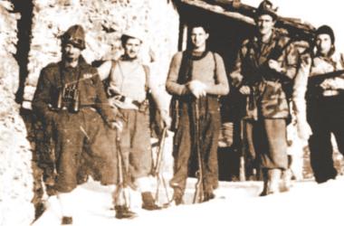 Malga Lunga, memoria del 17 novembre 1944