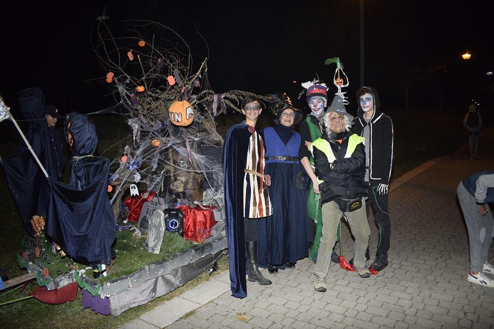 Sfilata Halloween