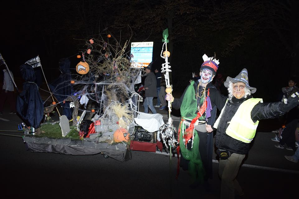 Trescore Halloween