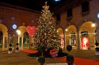 BERGAMO una città illuminata per Natale