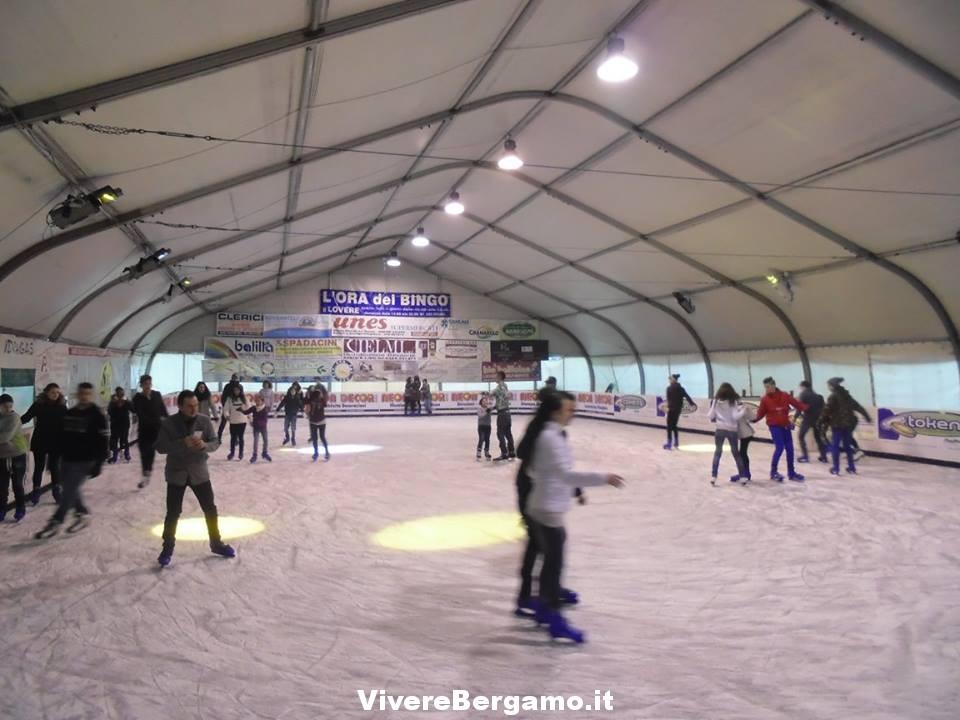 Pala ghiaccio Lovere Bg