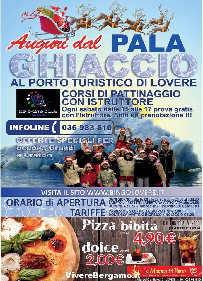 Palaghiaccio Lovere Prezzi
