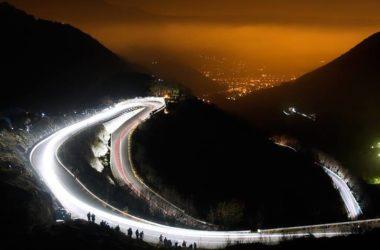 Rally Ronde Città dei Mille a Selvino